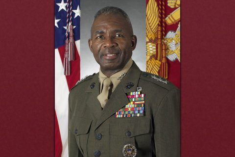 Retired Lt. Gen. Ronald Bailey, vice president for external affairs at Austin Peay State University.