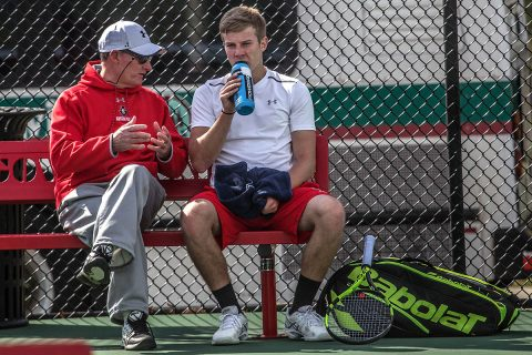 Both Austin Peay Tennis Teams nab ITA academic award. (APSU Sports Information)