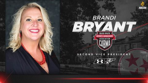 Austin Peay State University's assistant athletics director for business affairs Brandi Bryant. (APSU Sports Information)