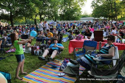 Clarksville's Beachaven Vineyards and Winery's Jazz on the Lawn