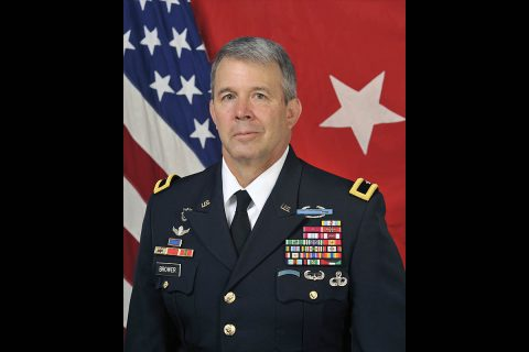 Brigadier General Scott E. Brower, former 101st Airborne Division deputy commanding general, to speak at Austin Peay State University's Summer Commencement.