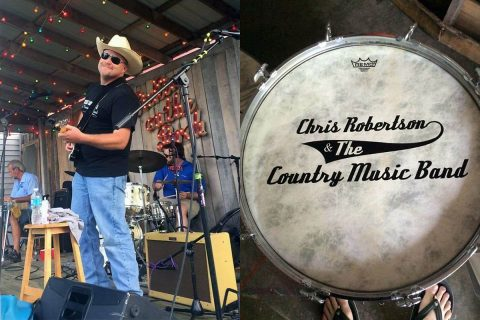 Chris Robertson & The Country Music Band next in Jammin' in the Alley downtown concert series