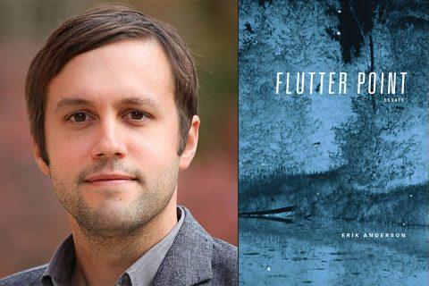 Erik Anderson author of Flutter Point