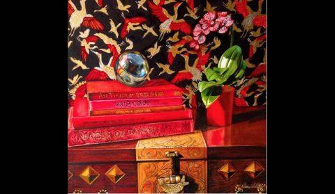 International Reflections: Carrie Waller - Asian Influence