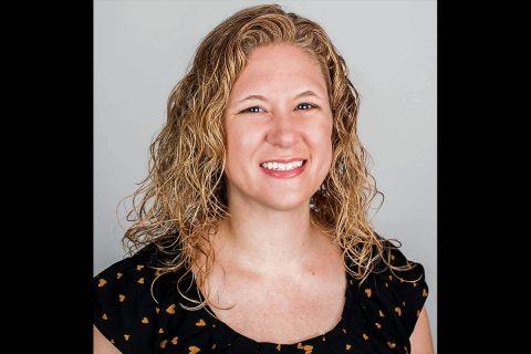 Pisgah Elementary Principal Jami Skevington.