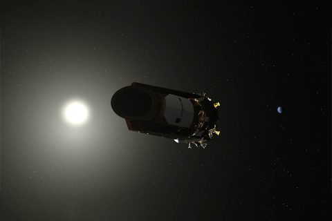 NASA's Kepler Spacecraft. (NASA)