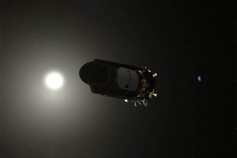 NASA's Kepler Spacecraft. (NASA)