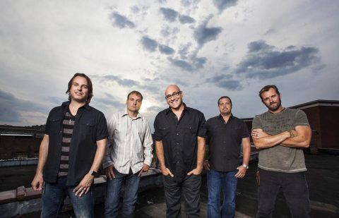 Chart-topping band Sister Hazel to hit the Miller Lite Stage Saturday, September 8th, 2018.
