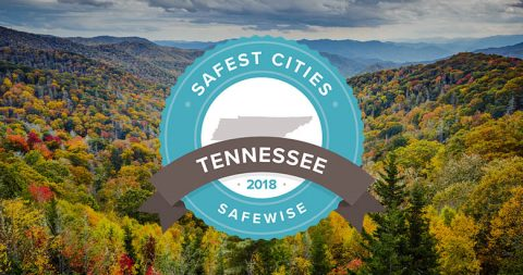Tennessee's 20 Safest Cities of 2018