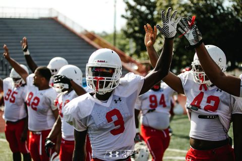 Austin Peay Football to hold scrimmage Saturday morning at Fortera Stadium. (APSU Sports Information)