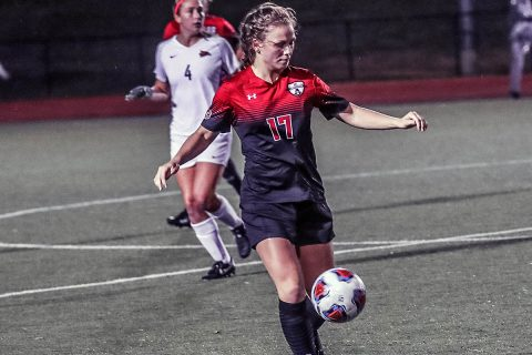 Austin Peay Women's Soccer scores two goals in the first half to get road victory over Evansville, Sunday. (APSU Sports Information)
