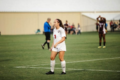Austin Peay Women's Soccer hit the road this weekend to take on Little Rock and Mississippi State. (APSU Sports Information)