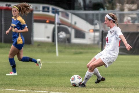 Austin Peay Women's Soccer falls to Little Rock 3-1 Friday night. (APSU Sports Information)