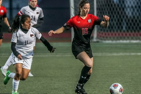 Austin Peay Women's Soccer was voted in the annual OVC Preseason Poll to finish eight. (APSU Sports Information)