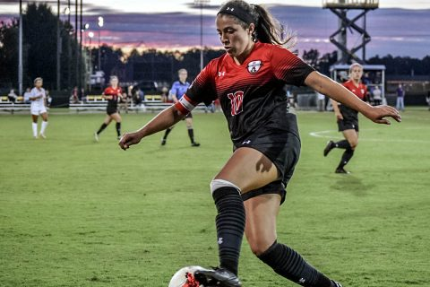 Austin Peay Women's Soccer play final exhibition games this weekend at Mississippi Valley, West Alabama. (APSU Sports Information)