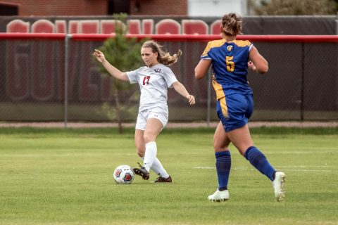 Austin Peay Women's Soccer hosts Middle Tennessee, travels to Evansville this weekend. (APSU Sports Information)