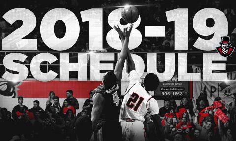 Austin Peay Men's Basketball announces 2018-2019 schedule. (APSU)