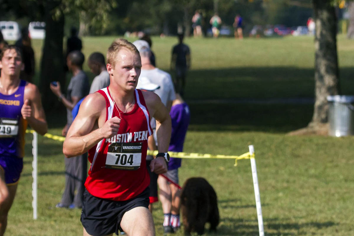 montgomery county cross country meet