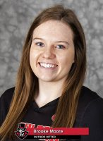 2018 APSU Volleyball - Brooke Moore