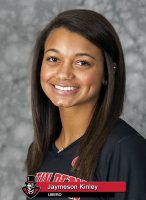 2018 APSU Volleyball - Jaymeson Kinley