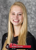 2018 APSU Volleyball - Kristen Stucker