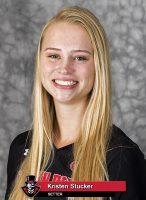 2018 APSU Volleyball - Kristen Stucker