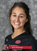 2018 APSU Volleyball - Nina Korfhage