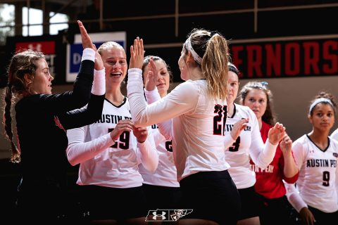 Austin Peay Women's Basketball heads to Murfreesboro Friday for the MT Blue Raider Bash. (APSU Sports Information)