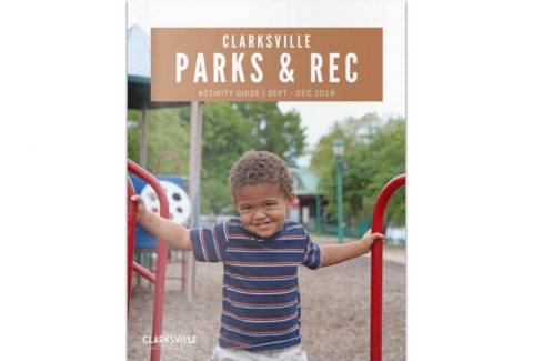 2018 Fall-Winter Clarksville Parks and Recreation Activity Guide