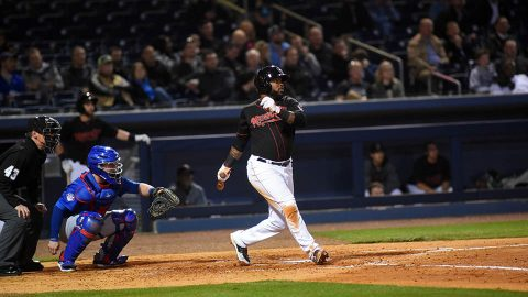Nashville Sounds Set Season-Highs in Runs and Hits. (Nashville Sounds)