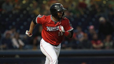 Daniel Mengden's quality start leads Nashville Sounds to Game 3 win over Colorado Springs Sky Sox Saturday night. (Nashville Sounds)