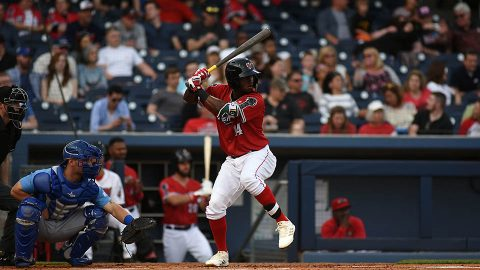 Nashville Sounds Turns First Triple Play Since 2015 in Victory. (Nashville Sounds)