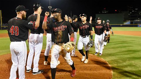 Nashville Sounds 15-Game Stretch Matches Record Set by Pirates Affiliate in 1999 Season. (Nashville Sounds)