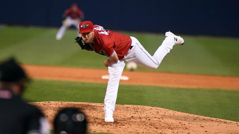 Nashville Sounds Drops Third Straight Game After 15-Game Winning Streak. (Nashville Sounds)