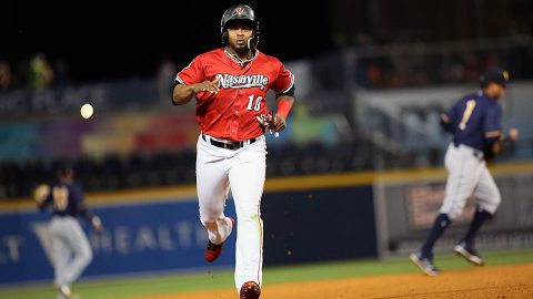 Nashville Sounds Issue a Season-High Nine Walks in Defeat to New Orleans Baby Cakes. (Nashville Sounds)