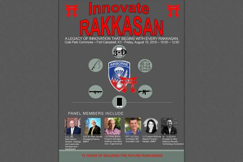 3rd Brigade Combat Team to Host Innovation Panel