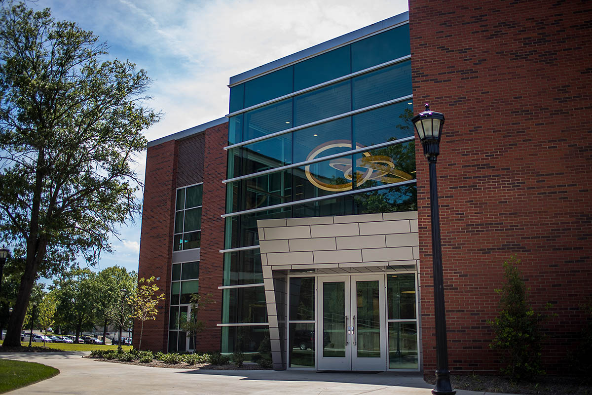 Austin Peay State University Art + Design Building. (APSU)