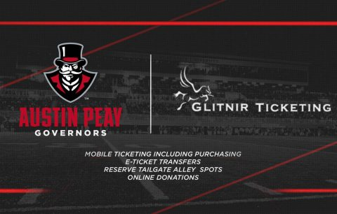 Austin Peay State University Athletics changes to new Ticketing System with new partner Glitnir. (APSU Sports Information)