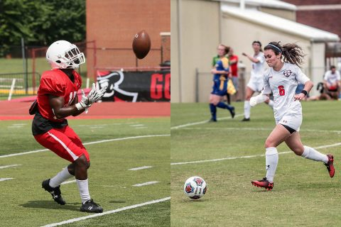 APSU Football and Soccer start the fall season strong.