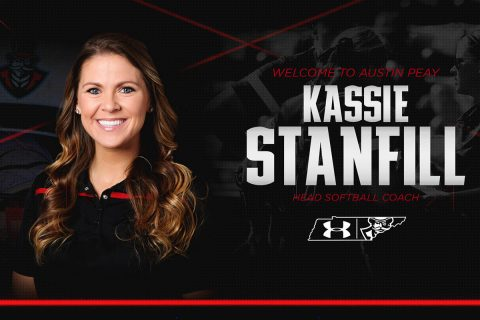 Austin Peay Softball coach Kassie Stanfill. (APSU Sports Information)