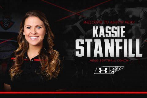 Austin Peay Softball coach Kassie Stanfill. (APSU Sports Information)