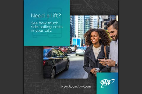 Auto Cost of Ride sharing. (AAA)