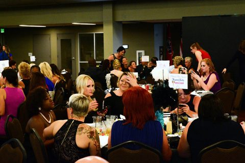 Clarksville Association of Realtors' Young Professionals Network's fifth annual Handbags For Hope. (Jennifer Mead)