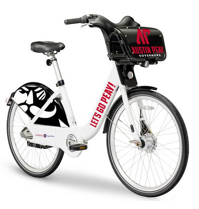 City of Clarksville - Austin Peay State University BCycle