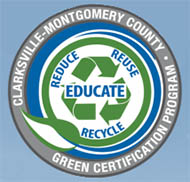 Clarksville-Montgomery County Green Certification