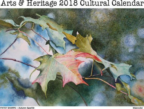 2018 Cultural Calendar