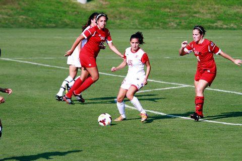 Former Austin Peay Women's Soccer star Tatiana Ariza. (APSU Sports Information)
