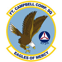 Fort Campbell 216th Composite Squadron - Eagles of Mercy