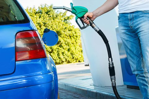 National Gas Price Average highest of the year in December. (AAA)