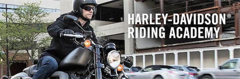 Harley Davidson Riding Class